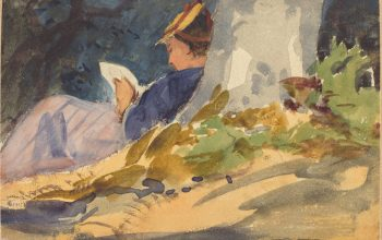 Resting | Follower of John Singer Sargent | National Gallery of Art | Washington DC