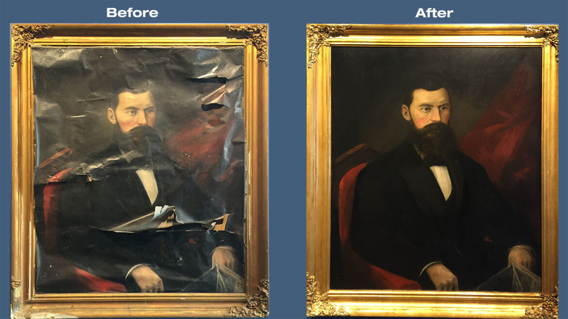 Art Restoration Listings