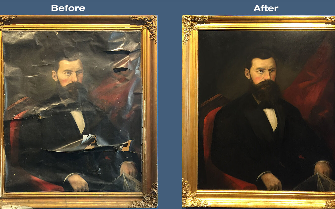 Art Restoration/Cleaning Index